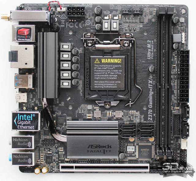 ASRock Fatal1ty Z370 Gaming - 2